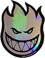 """スピットファイヤーウィールズ デビルヘッド 6インチ ステッカー/Spitfire Wheels Devil Head 6"""" Sticker Prism"""