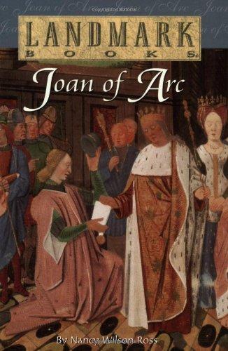 Download Joan of Arc (Landmark Books) 0375802320