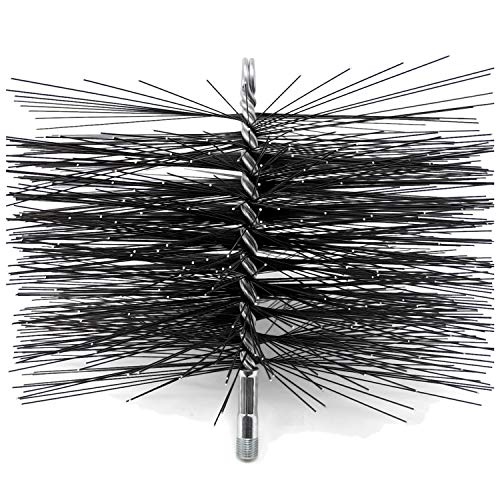 Fantastic Deal! Midwest Hearth Square Wire Chimney Cleaning Brush (10-Inch Square)