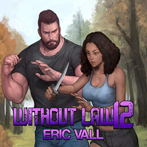 Without Law 12 cover art