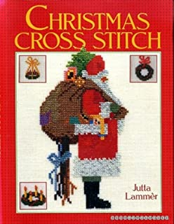 Christmas Cross Stitch (English and German Edition)