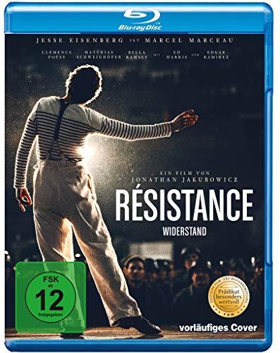 Résistance - Widerstand [Blu-ray]
