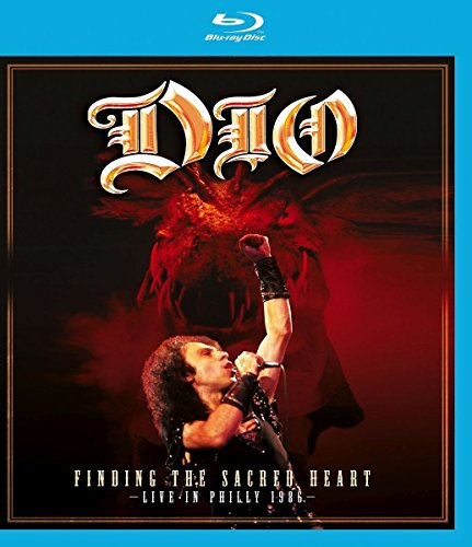 Dio: Finding The Sacred Heart - Live In Philly 1986 [Blu-ray]
