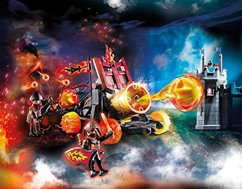 Catapulta de lava Playmobil – Novelmore (70394)