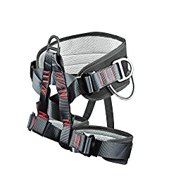 Sushiyi Adjustable Thickness Climbing Harness Half Body Harness