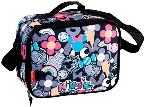 Minnie Mouse Patch – Bolso portameriendas térmico (Perona 55446)