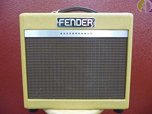 "Read About Fender Bassbreaker 007 LTD G10 7-Watt 1x10"" Tube Guitar Combo Amplifier"