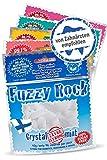 Zuckerfreie Xylit Bonbons (Kristalle) 5er Pack I 99% finnischer Xylit in reiner Form ohne Zusatzstoffe I Zuckerfreie, kalorienarme Süßigkeit I Zahnpflege mit Xylitol Birkenzucker in 5 Sorten -