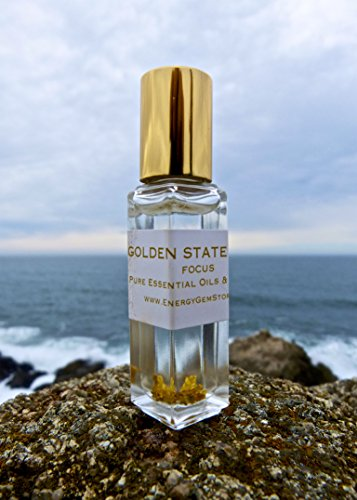 Golden State Tonic. Frankincense Oil with 24k Gold. Boost your Mental Clarity and Concentration. Benefits all the systems operating in the body. Focus.