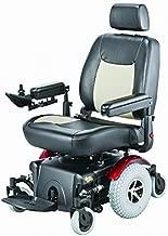 Merits P327 Vision Super Bariatric Power Wheelchair Electric Wheelchair - Heavy Duty
