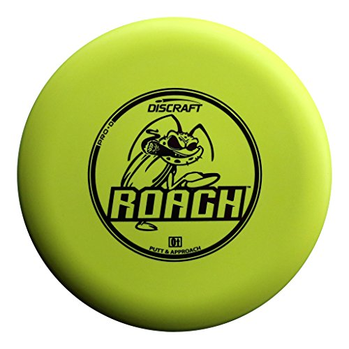 Discraft Pro D Roach Putt and Approach Golf Disc [Colors May Vary] - 170-172g