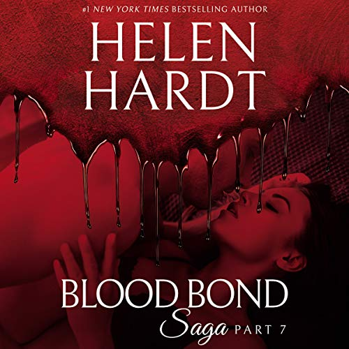 Blood Bond: 7 audiobook cover art