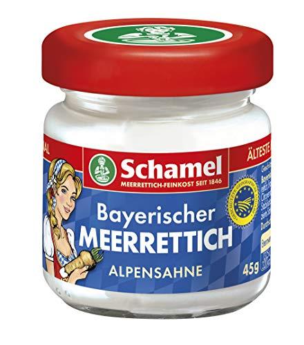 Schamel Meerrettich Alpensahne, 45g