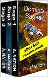 Domino Sagas: Digital Set of Saga 1 - Saga 2 - Saga 3 (English Edition)