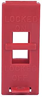 ZING 6064 RecycLockout Lockout Tagout, Wall Switch Lockout, Recycled Plastic