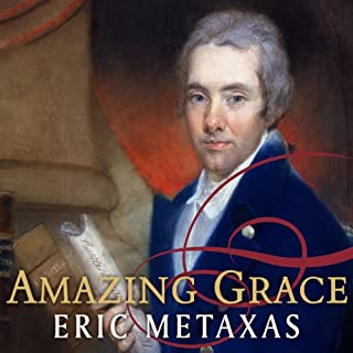 Amazing Grace audiobook cover art