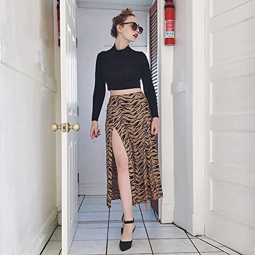 JENN ARDOR Women's Kitten Heel Pumps Ladies Closed Pointed Toe D'Orsay Sandals Ankle Strap Leather Dress Stiletto Black 7 (9.4in)