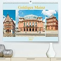 Goldiges Mainz (Premium, hochwertiger DIN A2 Wandkalender 2022, Kunstdruck in Hochglanz): Charakteristische Motive aus der Mainzer Altstadt (Monatskalender, 14 Seiten )