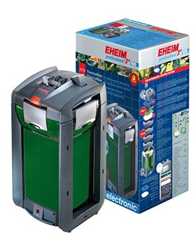 Eheim Professionel 3E 600T Filtro Exterior con Calentador para Acuario