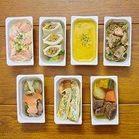 [テヅカヤマハウンドカム]犬 手作りご飯 お惣菜 冷凍 毎日美味しい健康7食Bセット ハウンドカム食堂