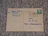 Postkarte DDR mit Stempel 'Die 1000-jährige Stadt Meissen'