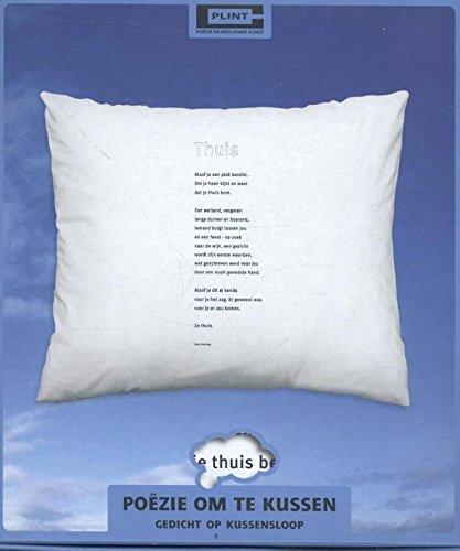 Kees Spiering gedicht: thuis, op kussensloop SL54