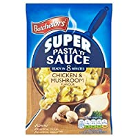 BatchelorsパスタN個醤油チキン&マッシュルーム110グラム (x 4) - Batchelors Pasta N Sauce Chicken & Mushroom 110g (Pack of 4) [並行輸入品]