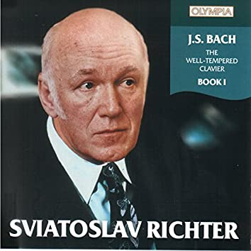 J.S. Bach: The Well-Tempered Clavier. Book I