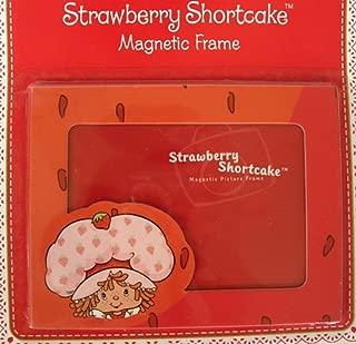 American Greetings Red Strawberry Shortcake Magnet Picture Frame - Strawberry Shortcake Picture Frame