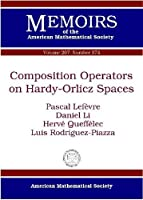 Composition Operators on Hardy-Orlicz Spaces (Memoirs of the American Mathematical Society)