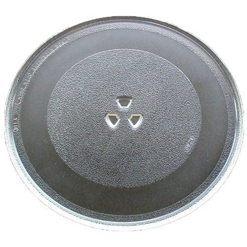Amana Microwave Glass Plate / Tray 12 3/4 Inches # R9800455