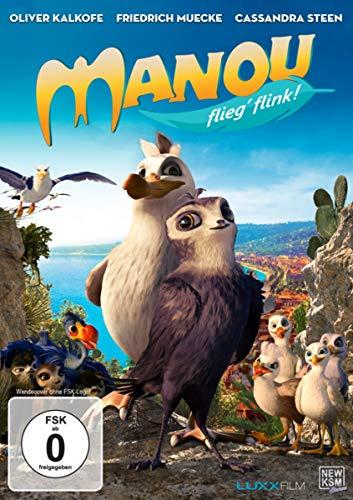 Manou - flieg' flink! [Alemania] [DVD]