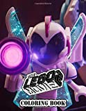 Lego Movie 2 Coloring Book: Great Quality Coloring Book. Nice Book Cover and 50+ Lego Movie 2 for Kids and All Fans With Cool Images.