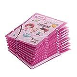 Baodanjiayou 100 Stücke Cartoon Wasserdichte Pflaster Hämostatische Adhesive Für Kinder Kinder