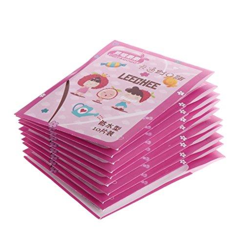 100 Stücke Cartoon Wasserdichte Bandage Pflaster Hämostatische Adhesive Für Kinder Kinder