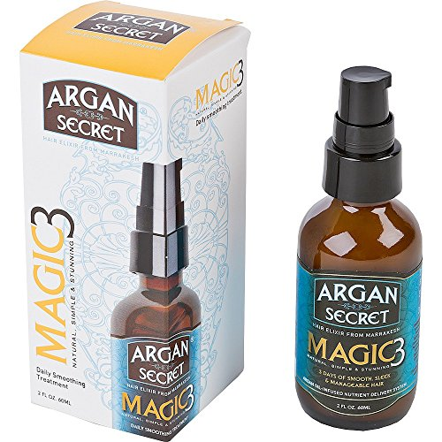 Argan Secret Magic 3 Elixir pour cheveux