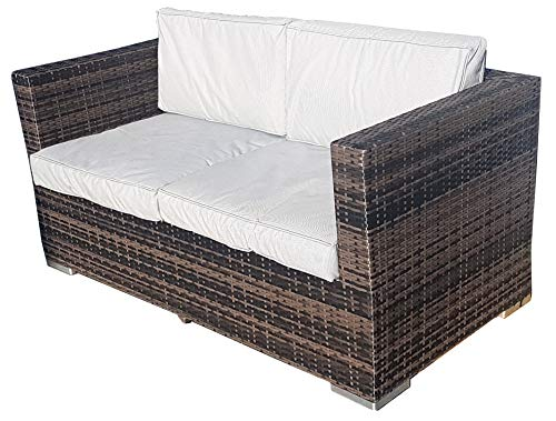 Stand Alone Sofa - Modular Rattan Garden Furniture - Select Your Components To Match Your Exact Specification