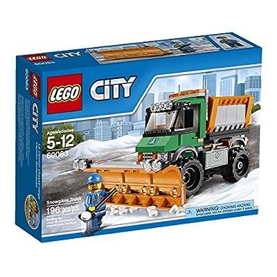 LEGO City 60083 Snowplow Truck