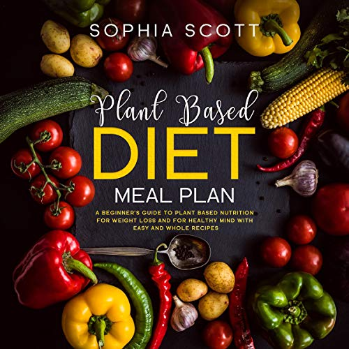 Couverture de Plant Based Diet Meal Plan