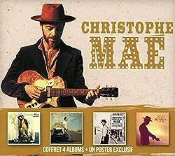 Coffret 4CD Albums Studios (Incl. Poster)