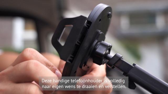 R2b Handy Autohalterung Saugnapf Lüftung Mit 360 Grad Elektronik
