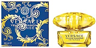 Vérsace Yellow Diamond Intense Eau De Parfum Spray For Women 1.7 OZ. 50 ml
