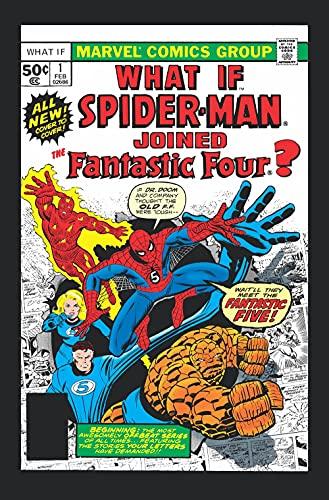 WHAT IF?: THE ORIGINAL MARVEL SERIES OMNIBUS VOL. 1 SPIDER-MAN/FANTASTIC...
