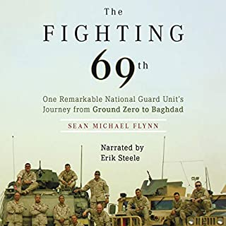 The Fighting 69th audiobook cover art