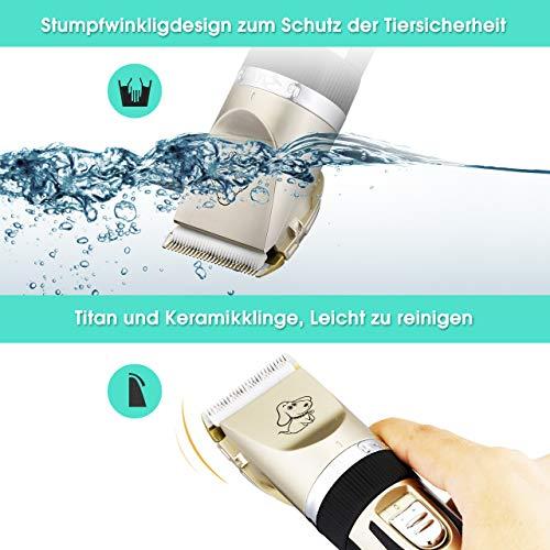 OMorc Tierhaarschneider Kit - 5
