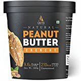 ONE INGREDIENT ONLY: Made with high-quality, fresh, delicious peanuts ONLY. It is dairy-free, gluten-free and guilt-free. The pure product contains no palm oil, added sugar, salt, flavour, preservatives and has zero transfat. Contains heart-healthy f...