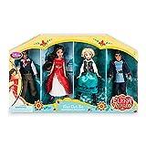 Ensemble officiel Disney Elena d'Avalor 4 mini poupées