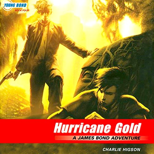 Hurricane Gold audiobook cover art