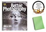 Better Photography English March 2020 Issue Magazine With Ahooza Premium Pocket Spiral Notebook