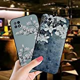 Apply to 3D Emboss Silicone Cover For OPPO A8 A91 A92S Peony Coque Shell Case For OPPO R15 R17 Pro R15X K1 A32 A53 A52 A72 A92